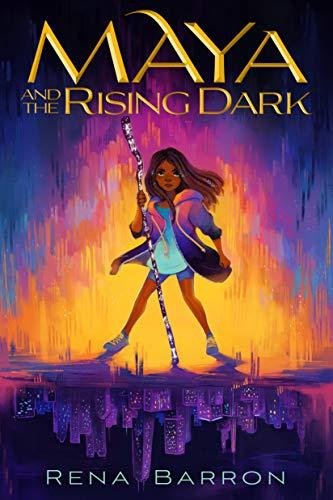 Book Cover: Maya and the Rising Dark