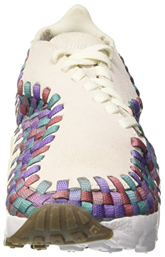 Mist Air NIKE Stardust Multicolor White Zapatillas Footscape Sail de Red para Mujer Gimnasia Wmns Woven Orchid UHqSwHZ5