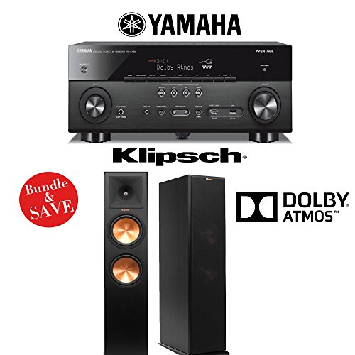 klipsch reference premiere rp 280fa dolby atmos. Black Bedroom Furniture Sets. Home Design Ideas