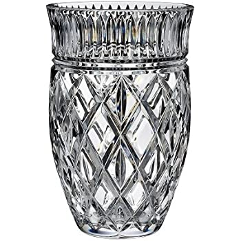 Amazon Waterford Crystal Seahorse 10 Inch Vase Home Kitchen