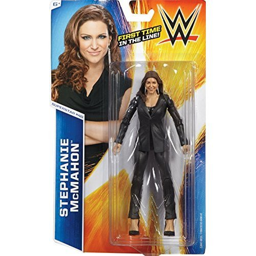 Stephanie Mcmahon   Wwe Series 51 Mattel Toy Wrestling Action Figure