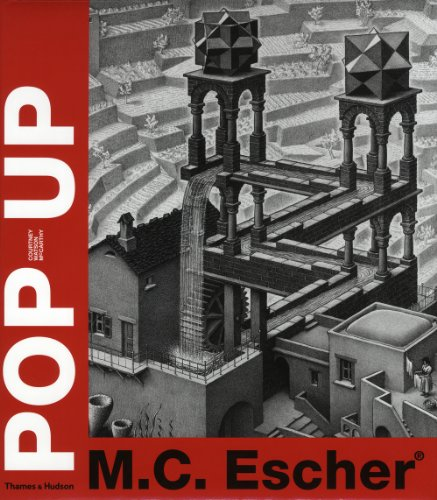 MC Escher : Pop-up
