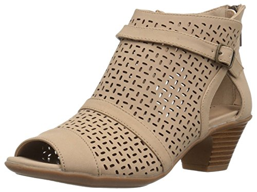 Picture of Easy Street Women's Carrigan Heeled Sandal, Sand, 9 M US