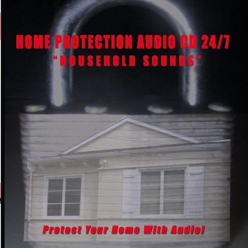 """Price comparison product image Home Protection Audio CD 24 / 7 """"HOUSEHOLD SOUNDS"""""""