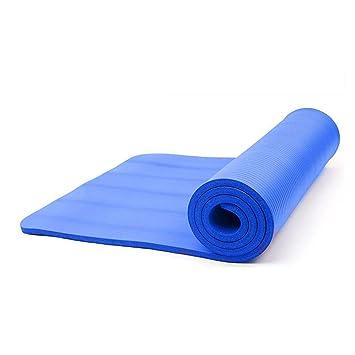 Estera de yoga de 15 mm de Espesor, Antideslizante ...