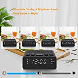 Alarm Clock Radio, AM FM Radio with