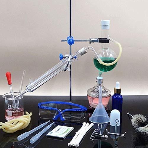 Laboratory Glassware 250ml Distillation Unit Glassware Industrial Science Distiller Chemical Experiment Supplies 1SDFETQ-822-1