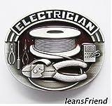 belt buckles men western cowboys cool vintage harley Electrician tools