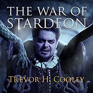 The War of Stardeon Hörbuch