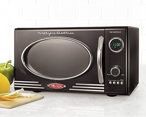 Nostalgia-RMO400BLK-Retro-Series-09-Cubic-Foot-800-Watt-Microwave