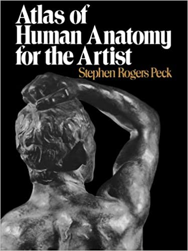 Atlas of Human Anatomy for the Artist (Galaxy Books): Amazon.co.uk ...