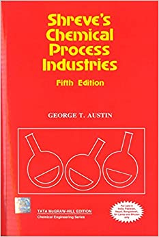 Book Shreve's Chemical Process Industries - International Edition