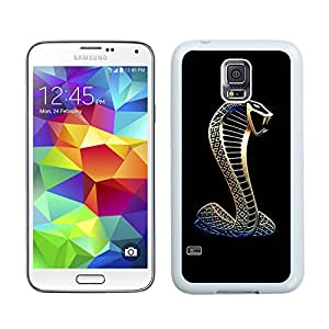 Fashionable and DIY Case mustang 2 White Phone Case for Galaxy S5 I9600