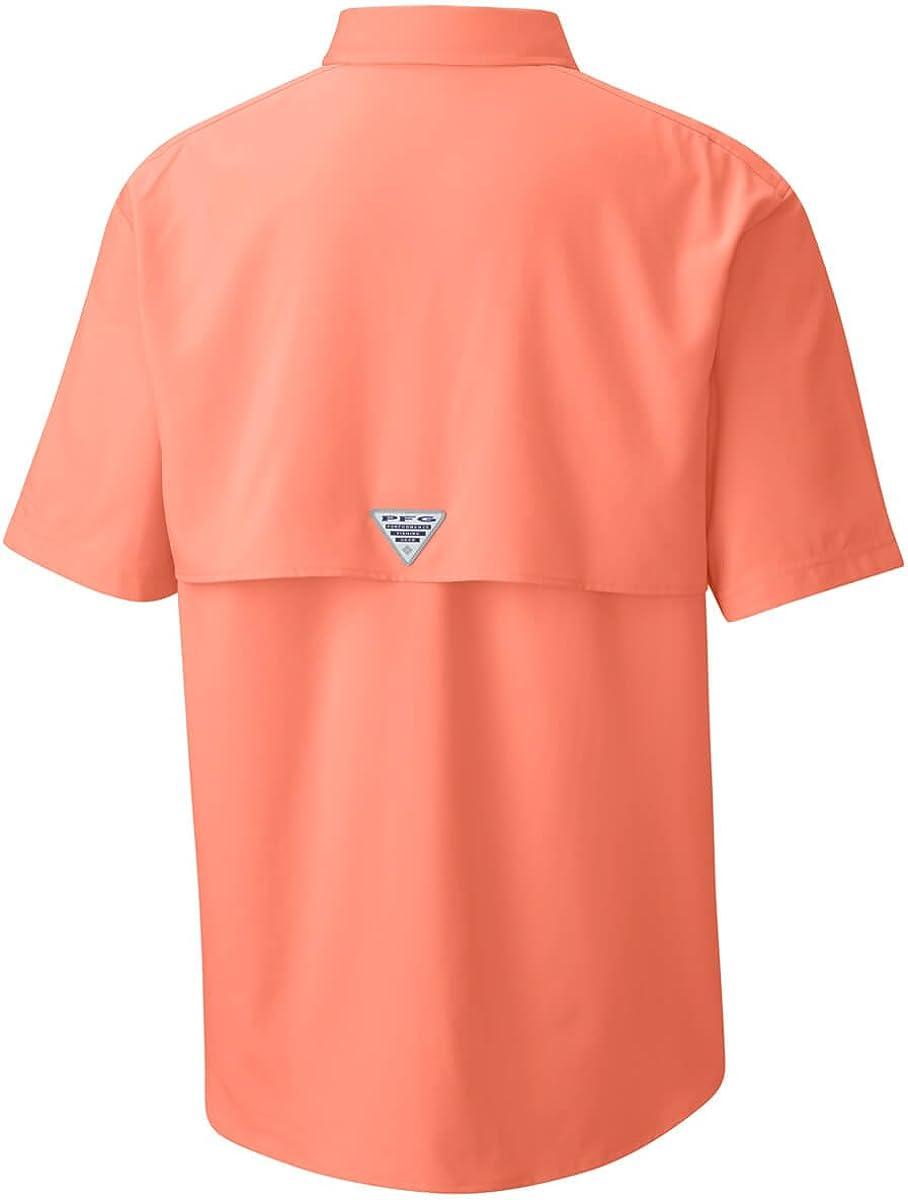 Columbia Mens Blood and Guts III Short-Sleeve Sun Shirt Waterproof
