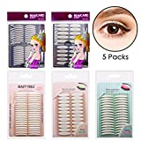 Best Eyelid Tapes - 3 Packs of 160pcs Ultra Invisible Double Side Review