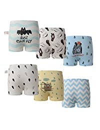 Skhls Little Boys Boyshort Hipster Panties Kids Underwear