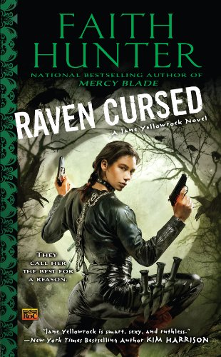 Raven Cursed (Jane Yellowrock Book -