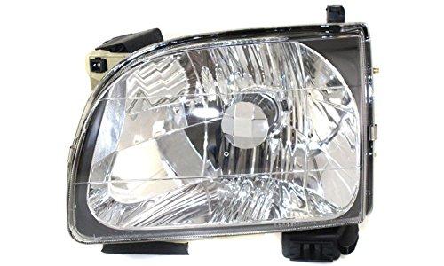 2004 toyota tacoma headlight lens - 6