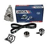 #6: MOCA TB179K1 Timing Belt Component Kit Water Pump Fit 94-05 Mazda Miata, 95-98 Mazda Protege, 94-95 Mazda MX-3 1.6L 1.8L DOHC
