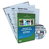 Convergence C-386 Flammable and Combustible Liquids Training Program DVD, 24 minutes Time