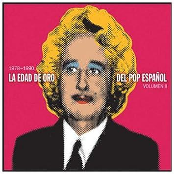 La Edad De Oro Del Pop Espanol - Edad De Oro Del Pop Espanol 2 - Amazon.com Music
