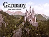 Germany 2018 Calendar: Vintage Images circa 1900