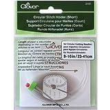 Clover 3161 Circular Short Stitch Holder, 9 to 16-Inch