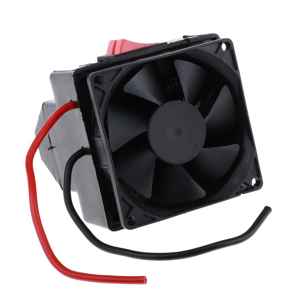 12V 300W Car Heater Defroster Hot Fan Window Demister Defrosts Windscreen Defogger