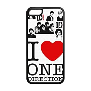 Customize One Direction Zayn Malik Liam Payn Niall Horan Louis Tomlinson Harry Styles Case for iphone5C JN5C-1469