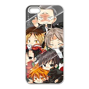 Creative Black Butler Cell Phone Case For Iphone 6 plus 5.5