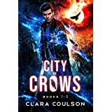 City of Crows Books 1-5 (City of Crows Box Sets Book 1)