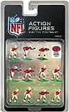 Arizona Cardinals Home Jersey NFL Action Figure Set