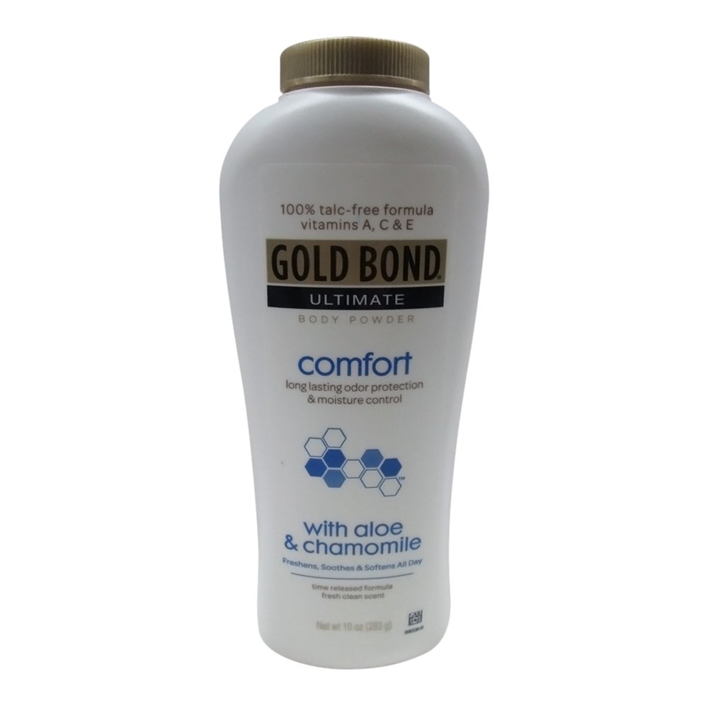 Gold Bond Ultimate Comfort Body Powder - 10 oz - 2 pk KIN848911-X2