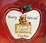 Christmas Ornament, Beary Special Teacher