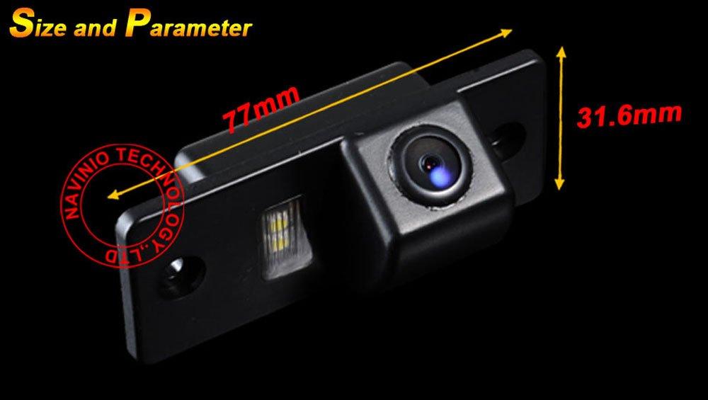 vinic lighting. Amazon.com: Navinio Car Backup Camera, Waterproof Rear View License Plate Camera For VW Touareg Golf V Skoda Fabia Passat B5 Tiguan Polo Vinic Lighting