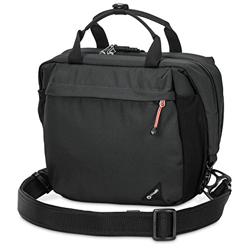 Pacsafe Camsafe Anti-Theft LX10 Camera Shoulder Bag, (Camsafe Camera Shoulder Bag)