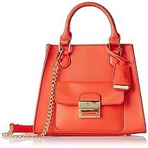 Diana Korr Womens Handbag Red DK101HRED