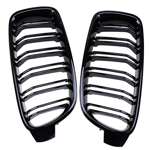 1134050/ /Radiator Kuehlergrill Front Sports Grille Gloss Black