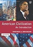 American Civilization, David Mauk, 0415481619