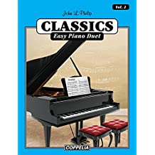 Classics Piano Duet vol. 2 (French Edition)