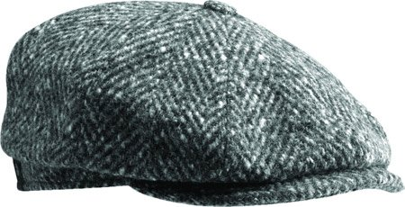 495bac51696 Stetson Herringbone Hatteras Newsboy Cap at Amazon Men s Clothing store