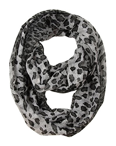 corciova Fashion Leopard Pattern Infinity