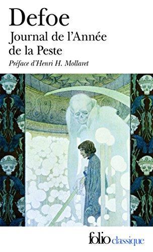 Journal de L Annee Pest (Folio (Gallimard)) (French Edition)