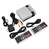 NES Game Console Classic Edition Built-in 500 Games+2 Controllers 8 Bit PAL&NTSC For nes mini P/N