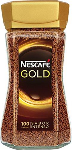 Nescafe Gold Instant Coffee 7oz/200g by Nescafé (Image #1)