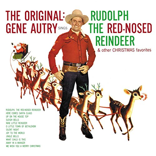 Rudolph The Red-Noised Reindeer by Joy To The World