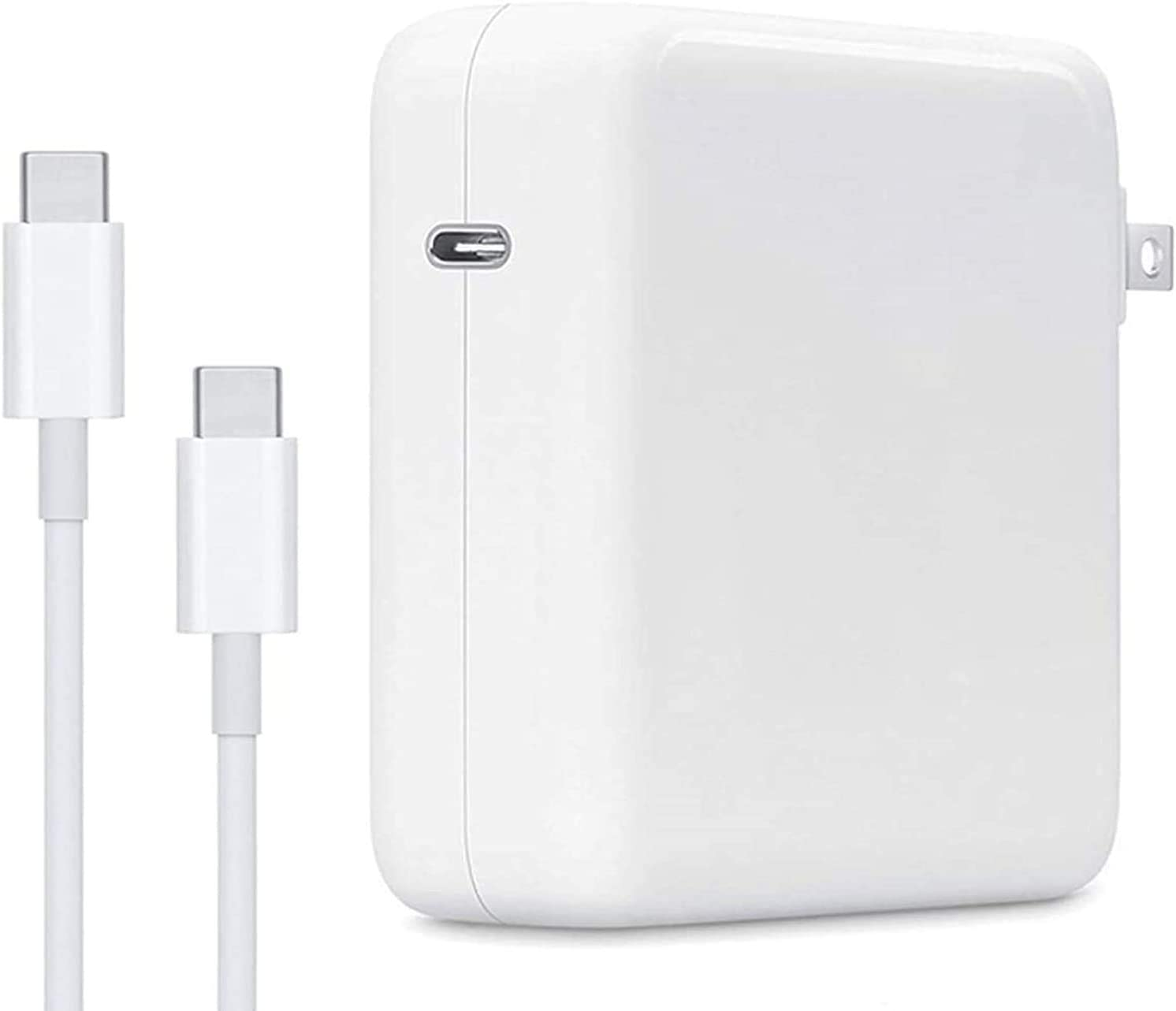 87W USB-C Power Adapter for MacBook Pro Include Charge Cable(6.56ft)