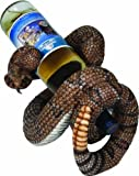 Rivers Edge Wine Bottle Holder (Rattlesnake)