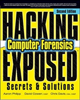 Hacking exposed voip voice over ip security secrets solutions hacking exposed computer forensics second edition computer forensics secrets solutions fandeluxe Images