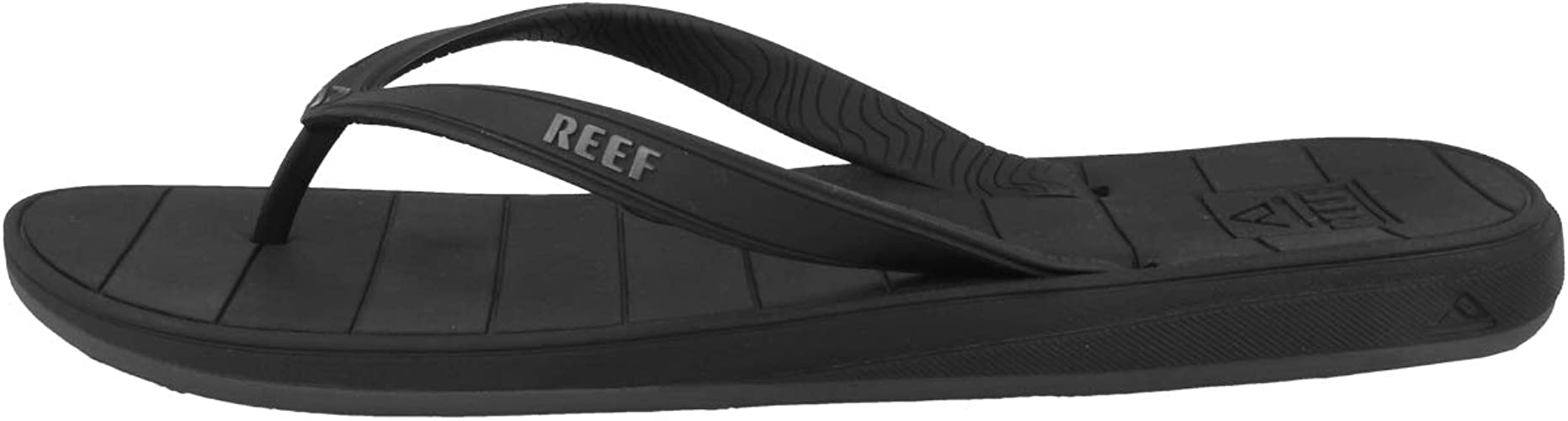 TALLA 44 EU. Reef Switchfoot LX Black, Chanclas Hombre